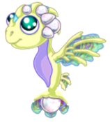 Pearl Dragon Baby