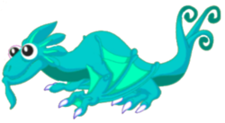 Swamp Dragon Adult