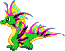 Spring Dragon Adult