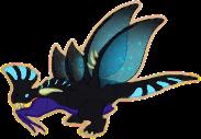 Dark Rift Dragon Adult