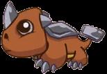Iron Dragon Baby