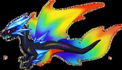 Prism Dragon Adult