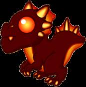 Radiant Dragon Baby