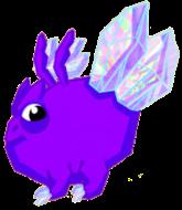 Crystal Dragon Baby