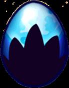Midnight Dragon Egg