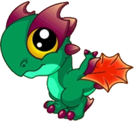 Thorn Dragon Baby
