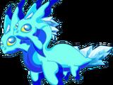Aquamarine Dragon