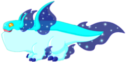 Polarian Dragon Adult