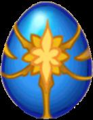 Dazzling Dragon Egg