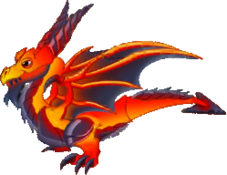 Forge Dragon Adult
