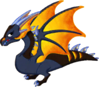 Meteor Dragon Adult