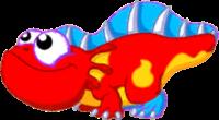 Salamander Dragon Baby