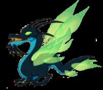 Wraith Dragon Adult