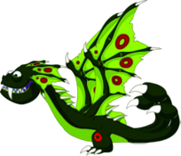Poison Dragon Adult