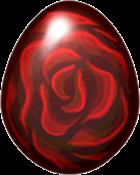 Rose Dragon Egg