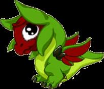 Rose Dragon Baby