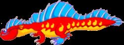Salamander Dragon Adult