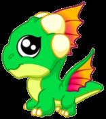 Faire Dragon Baby