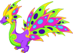 Carnival Dragon Adult