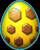 Magnetic Dragon Egg