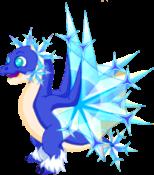 Snowflake Dragon IV Adult