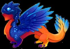 Dusk Dragon Adult