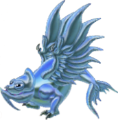 Chrome Dragon Adult