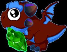 Loot Dragon Baby