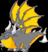Thunder Dragon Adult