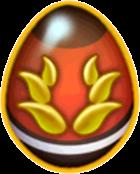Gold Dragon Dragon Egg