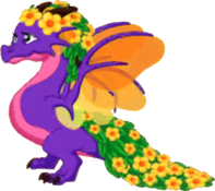 Bouquet Dragon Adult