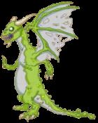 Zombie Dragon Adult