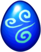 Fog Dragon Egg