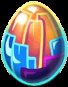 Bismuth Dragon Egg
