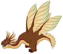 Seed Dragon Adult