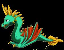 Liberty Dragon Adult