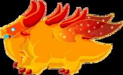 Antarian Dragon Adult