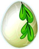Mistletoe Dragon Egg
