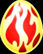 Heat Dragon Egg