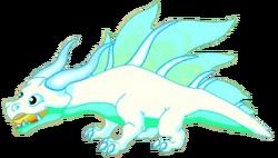Arctic Dragon Adult
