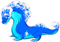 Tidal Dragon Adult