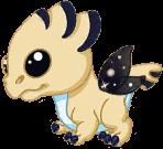 Light Rift Dragon Baby
