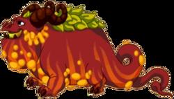 Gourd Dragon Adult