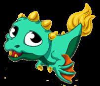 Liberty Dragon Baby