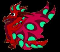 Duskwing Dragon Adult
