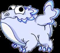 Blizzard Dragon Baby