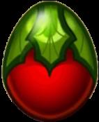 Holly Dragon Egg