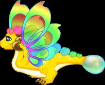 Ovalith Dragon Adult