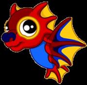 Kite Dragon Baby