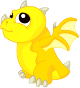 Sulfur Dragon Baby